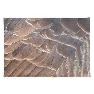 Flügel Stofftischset