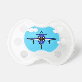 Flugzeug-Schnuller Schnuller