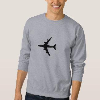 Flugzeug Sweatshirt