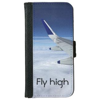 Flugzeugverkehr iPhone 6/6s Fall Geldbeutel Hülle Für Das iPhone 6/6s