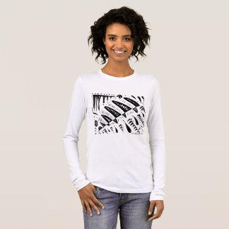 Fluss Langarm T-Shirt