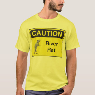 Fluss-Ratte T-Shirt