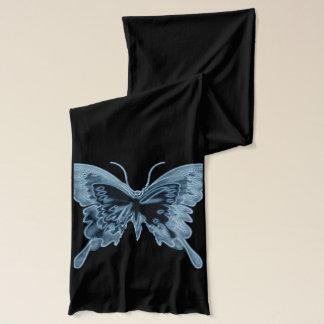 Flüssiger Schmetterling Schal