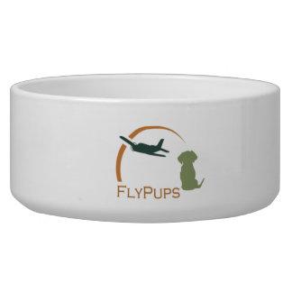 FlyPups Hundeschüssel Napf