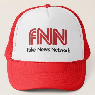 FNN Fake-Nachrichten-Netz-lustige Hut-Ball-Kappe Truckerkappe