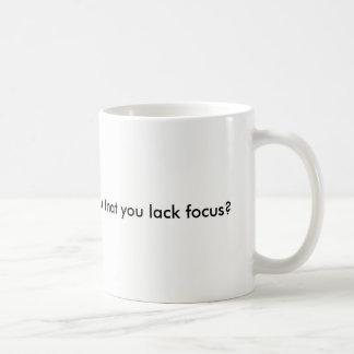Fokus-Tasse Tasse