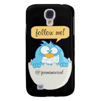 Follow-mesozialvernetzung iPhone 3G Fall Galaxy S4 Hülle
