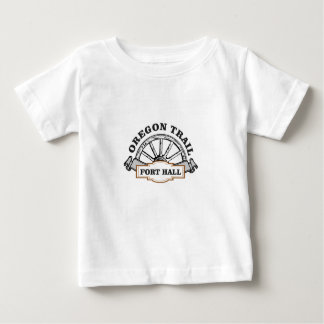 Forthallenmarkierungs-Oregon-Spur Baby T-shirt