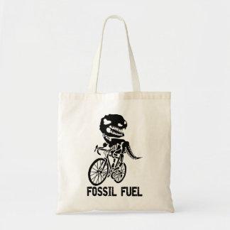 Fossilbrennstoff Tragetasche