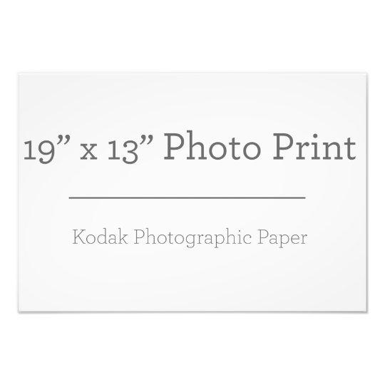 48,26cm x 33,02cm, Kodak Premium Foto-Papier (Satin)
