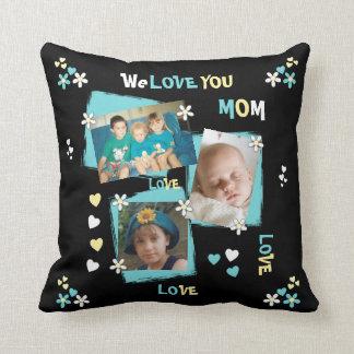 Foto-Kissen-Kissen für Mamma Kissen