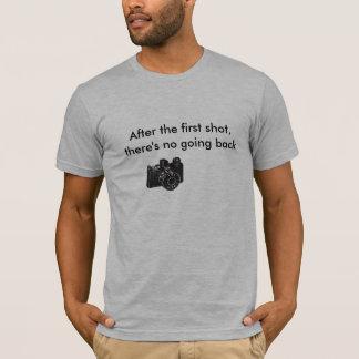 Fotografie-Wortspiel-Shirt T-Shirt