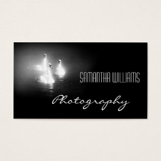 Fotografphotographie-Visitenkarteschablone Visitenkarten