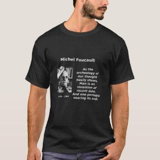 Foucault, Archäologie des Mannes T-Shirt