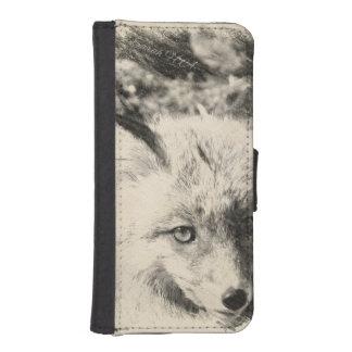 Fox Geldbeutel Hülle Für Das iPhone SE/5/5s