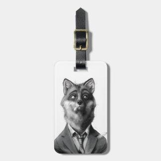 Fox-Gepäckanhänger Gepäckanhänger