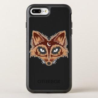 Fox-Illustration OtterBox Symmetry iPhone 8 Plus/7 Plus Hülle
