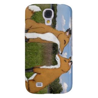 Fox-Liebhaber Galaxy S4 Hülle