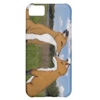 Fox-Liebhaber iPhone 5C Hülle