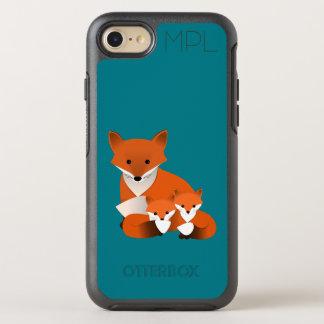 Fox OtterBox Symmetry iPhone 8/7 Hülle