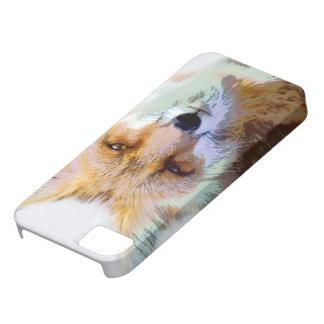 Fox-Telefon-Kasten iPhone 5 Hüllen