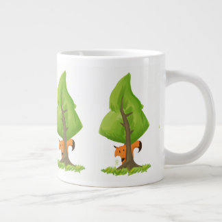 Fox Tree Jumbo-Tasse