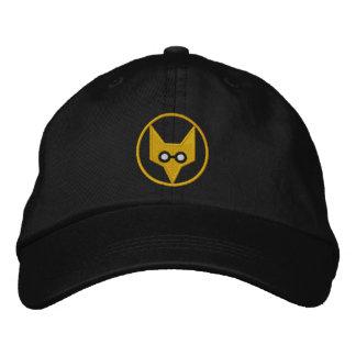 Foxy personalisierter justierbarer Hut Bestickte Mütze