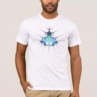 frac blaues alien2 T-Shirt