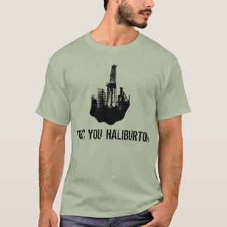 frac Sie Haliburton T-Shirt