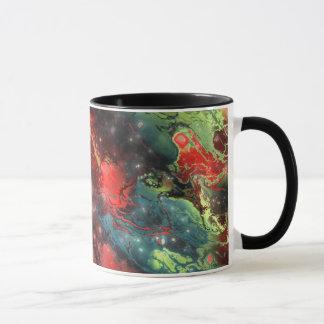 Fractual Nebelfleck 3 Tasse