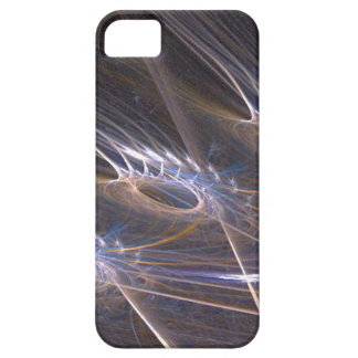 Fraktal-Federn Etui Fürs iPhone 5