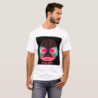 """Fraktal """"Frac weg! """" T-Shirt"""