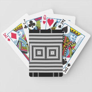Fraktal-Spielkarten Pokerkarten