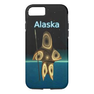 Fraktalinuit-Jäger - Alaska iPhone 8/7 Hülle