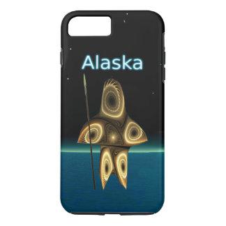 Fraktalinuit-Jäger - Alaska iPhone 8 Plus/7 Plus Hülle
