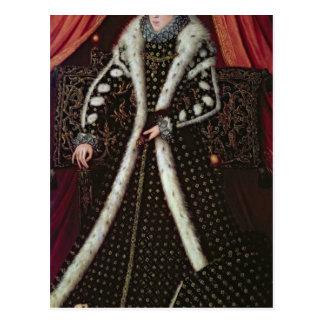 Frances Sidney, Gräfin von Sussex, c.1565 Postkarte