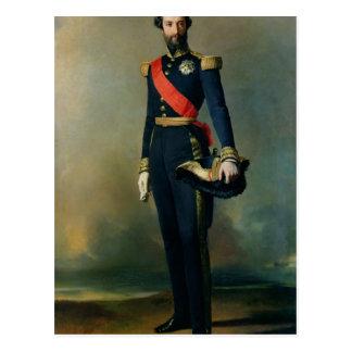 Francois-Ferdinand-Philippe d'Orleans Postkarte