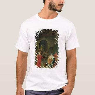 Francois I Louis XII dargestellt T-Shirt