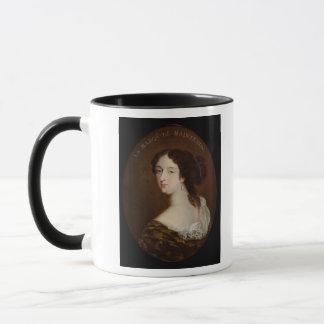 Francoise d'Aubigne Marquise de Maintenon Tasse