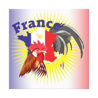 Frankreich, France, Francia Leinwand Galerie Gefaltete Leinwand