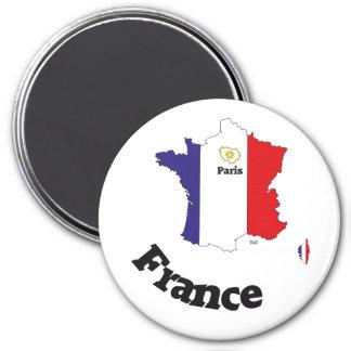 Frankreich France Francia Magnete