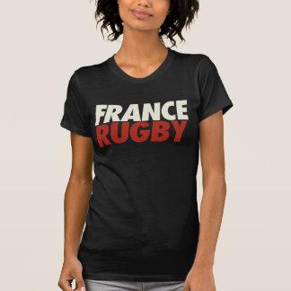 Frankreich-Rugby T-Shirt