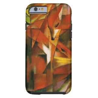 Franz Marc - deutsche Expressionist-Kunst - die Tough iPhone 6 Hülle
