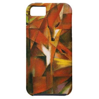 Franz Marc - deutsche Expressionist-Kunst - die iPhone 5 Schutzhülle