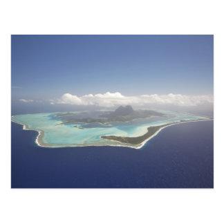 Französisch-Polynesien, Tahiti, Bora Bora. Postkarten
