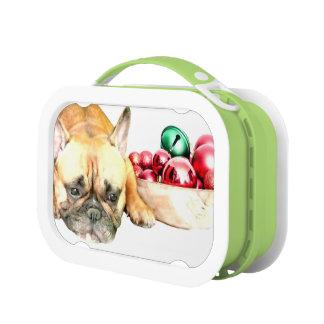 Französische Bulldogge Yubo Brotdose