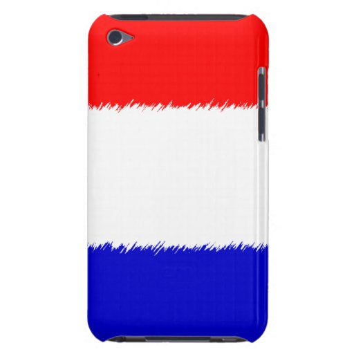 Französische Flagge Case-Mate iPod Touch Case