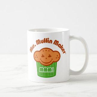 Frau Muffin Maker Tasse