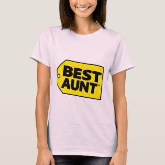 FRAUEN - beste TANTE T-Shirt
