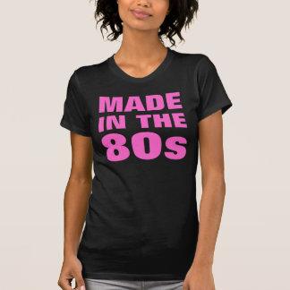 Frauen gemacht im 80er hemd